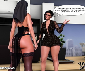 manga The Shepherds Wife 15, slave , glasses  femdom