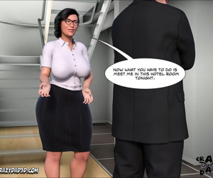 manga CrazyDad3D- The Shepherd's Wife 17, big cock , slut  big-cock
