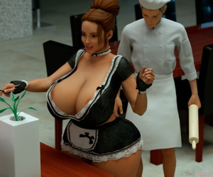 manga The Foxxx- Roxy Maid, slut , big boobs
