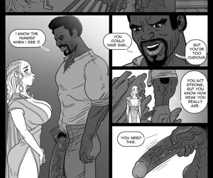 manga Pegasus- Game of Thrones- Blacked, big cock , slut  interracical