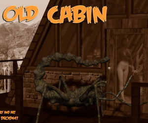 manga Droid447- Old Cabin, slut , monster