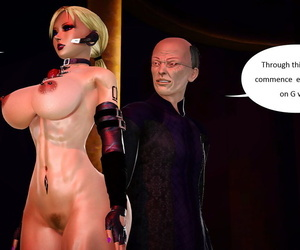 english manga Crisis of Desire 01 English - part 5, jill valentine , gloves , leotard  femdom