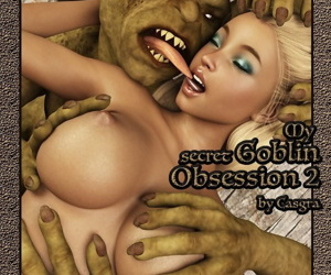 manga Casgra - MY SECRET GOBLIN OBSESSION -.., group  goblin
